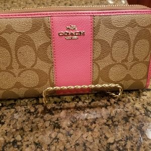 "COACH WALLET ""Pre-Loved"""